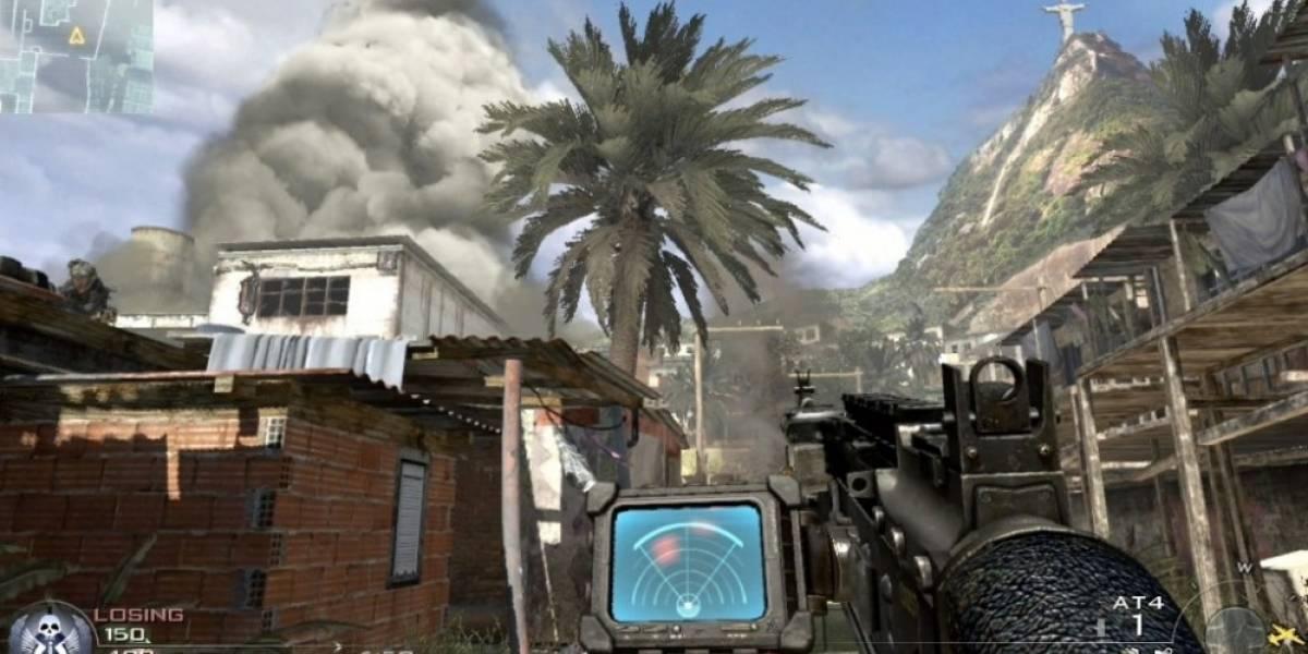 El espíritu de Call of Duty 4, el desbalanceado espíritu de Modern Warfare 2 [NB Opinión]