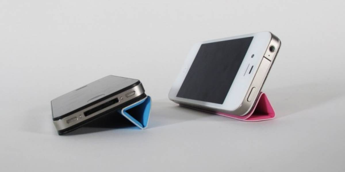 Una smart cover para tu iPhone