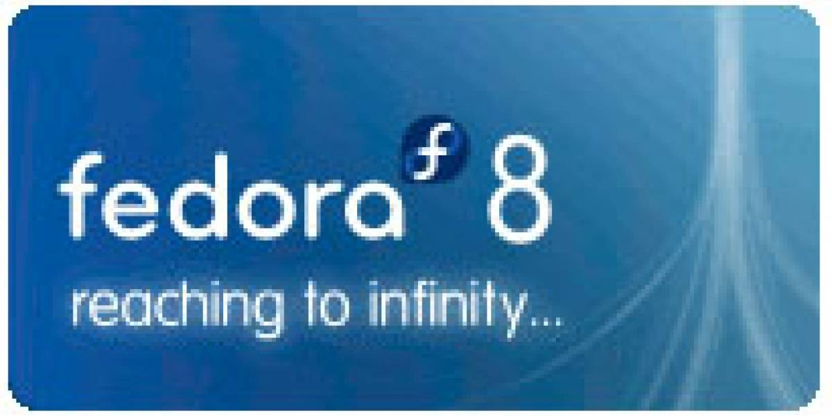 Fedora 8 ve la luz