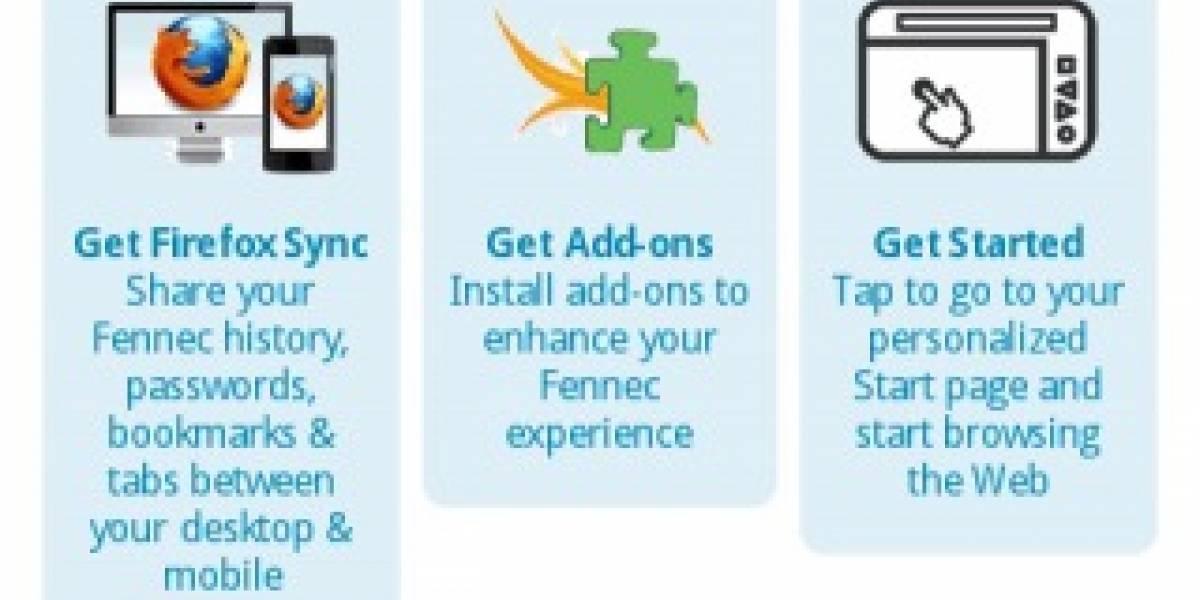 """Firefox Mobile Alpha """"Fennec"""" llega a Android 2.X y sigue en Nokia N900"""