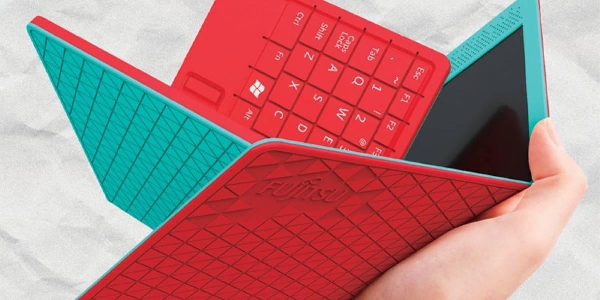 Fujitsu y el concepto del PC más flexible del mundo