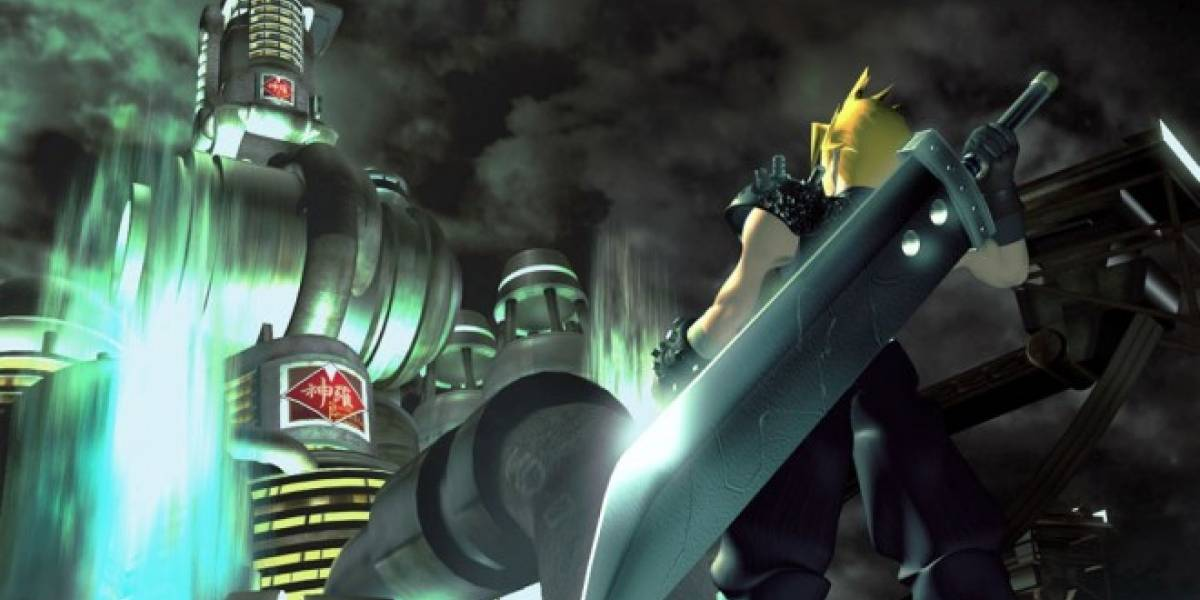 Final Fantasy VII llegará a iOS este año #E32015