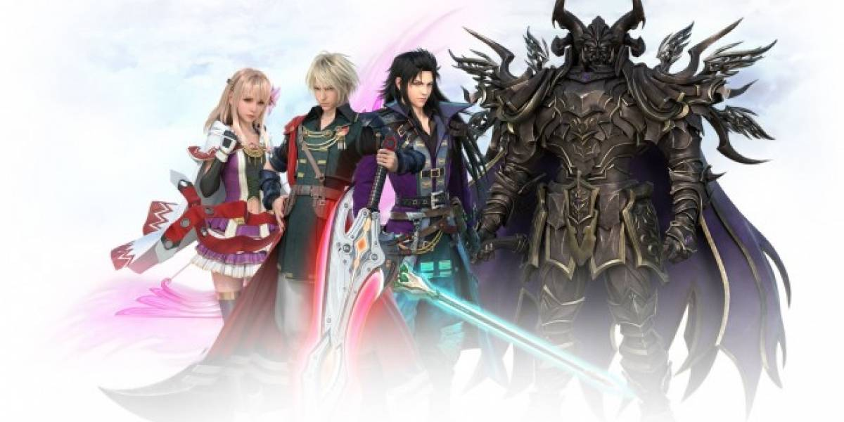 Square Enix lanzará un Final Fantasy optimizado para móviles