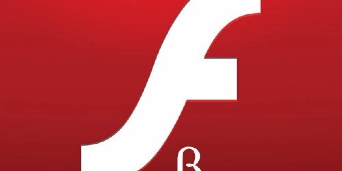 Tenemos versión beta de Adobe Flash Player 11