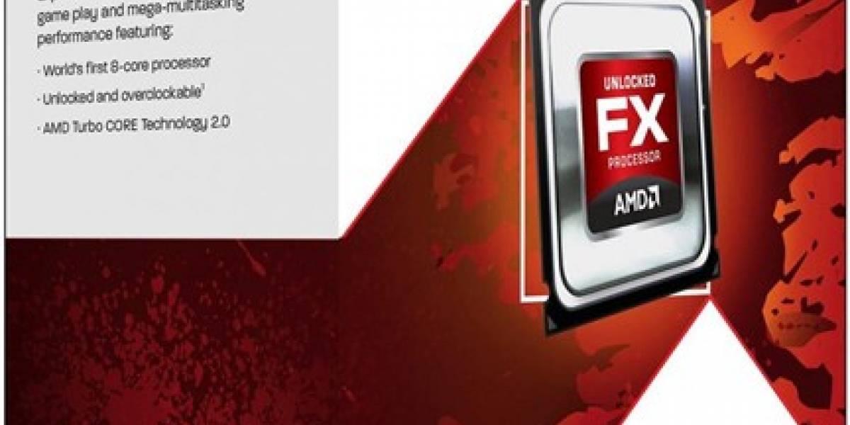 ¿Son estas las frecuencias finales de la serie AMD FX?