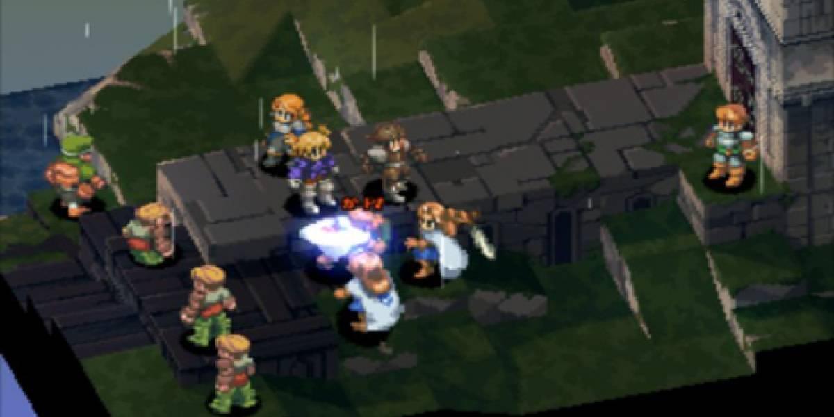 Final Fantasy Tactics para iPhone saldrá en un par de meses