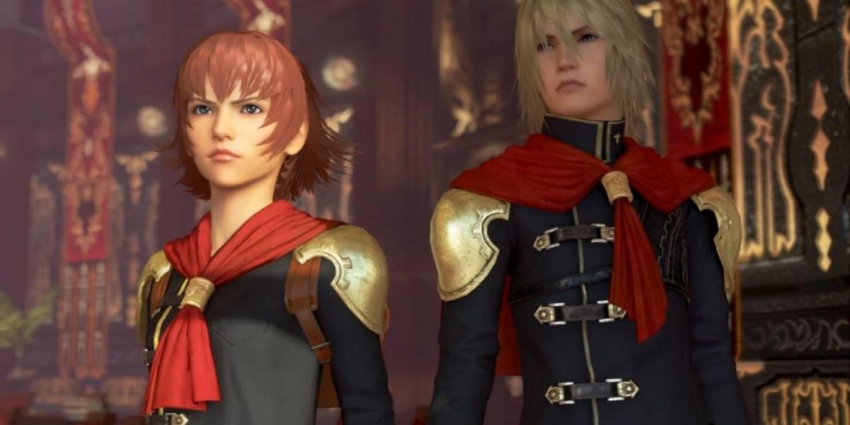 Final Fantasy Type-0 HD ya está disponible en Steam