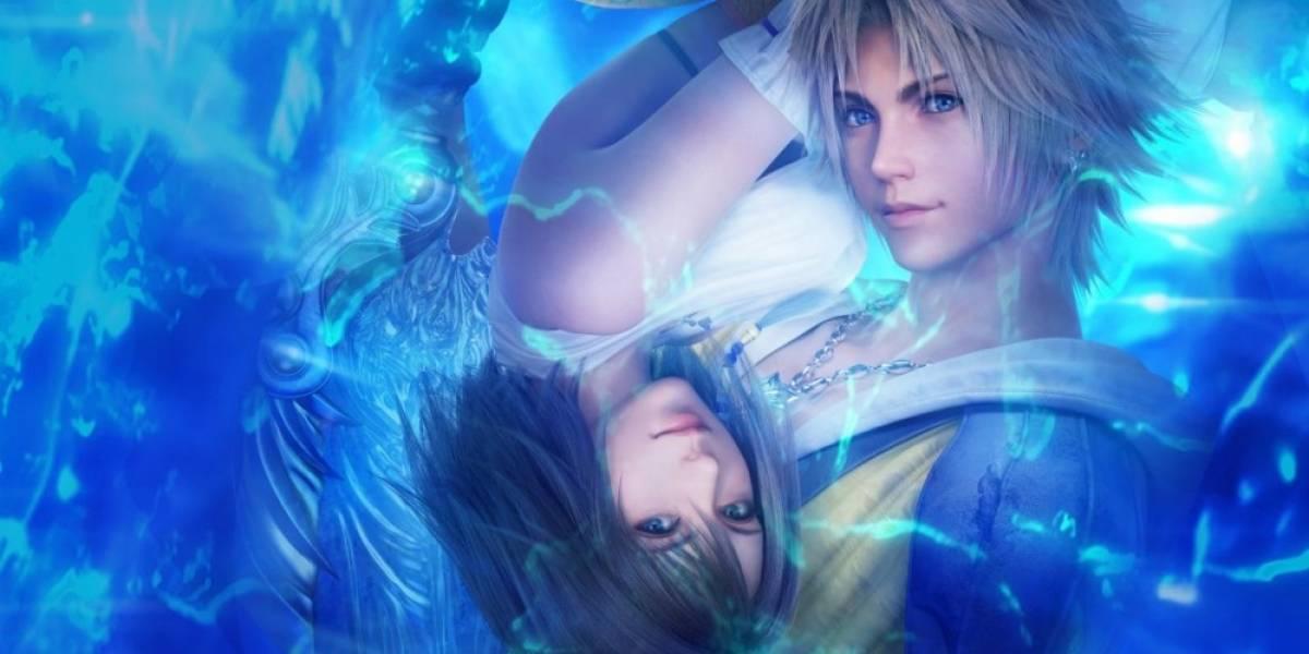 Final Fantasy X/X-2 HD Remaster podría llegar a PS4