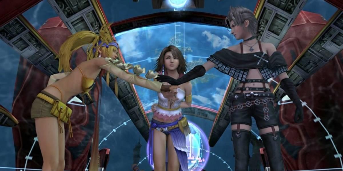 Final Fantasy X/X-2 HD Remaster para PS4 recibe nuevo tráiler