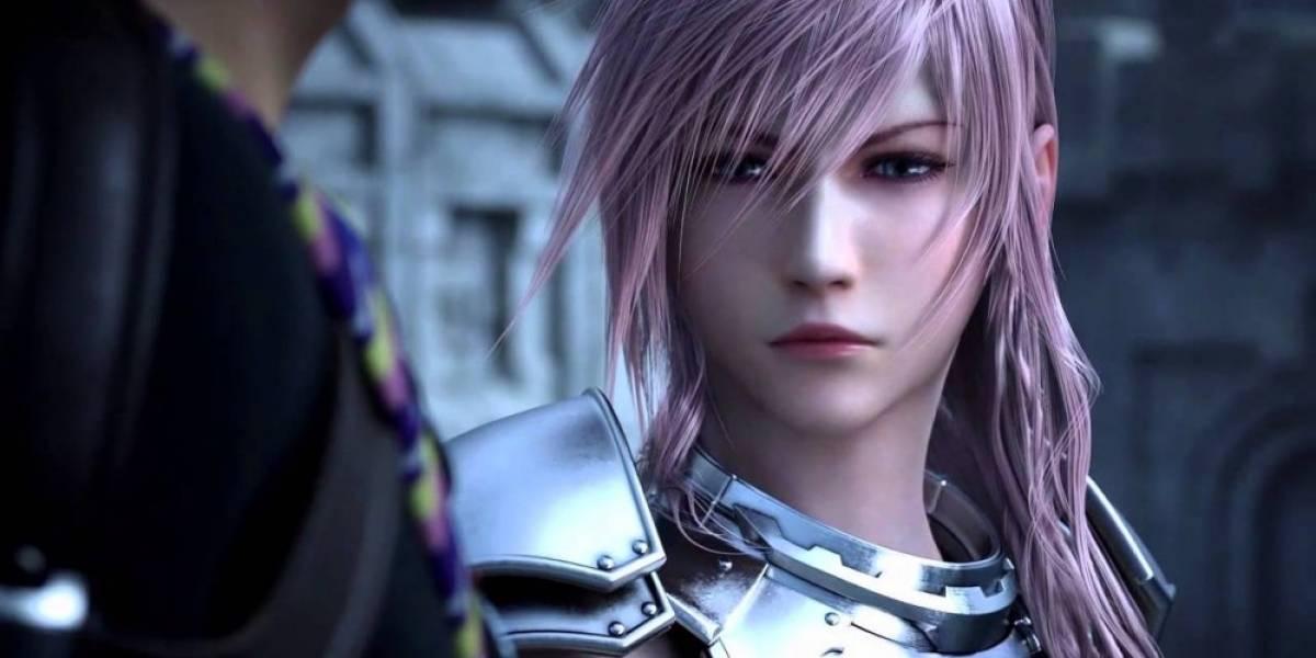 Square Enix revela la fecha de lanzamiento de Final Fantasy XIII-2 en Steam