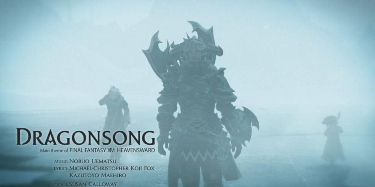 Se revela el tema principal de Final Fantasy XIV: Heavensward