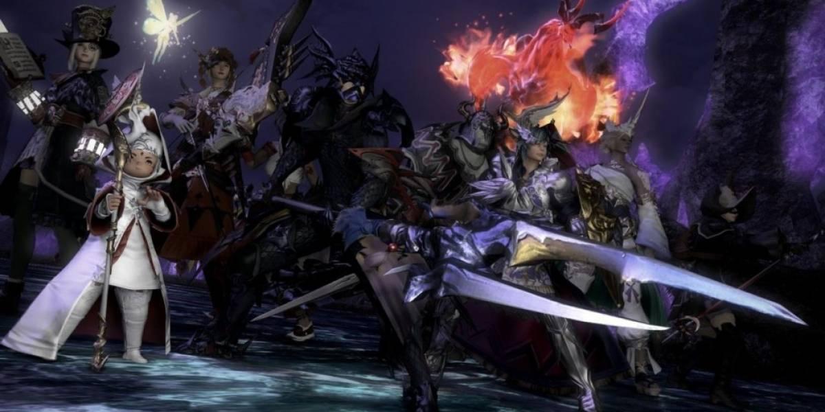 Vean el tráiler del benchmark de Final Fantasy XIV: Heavensward