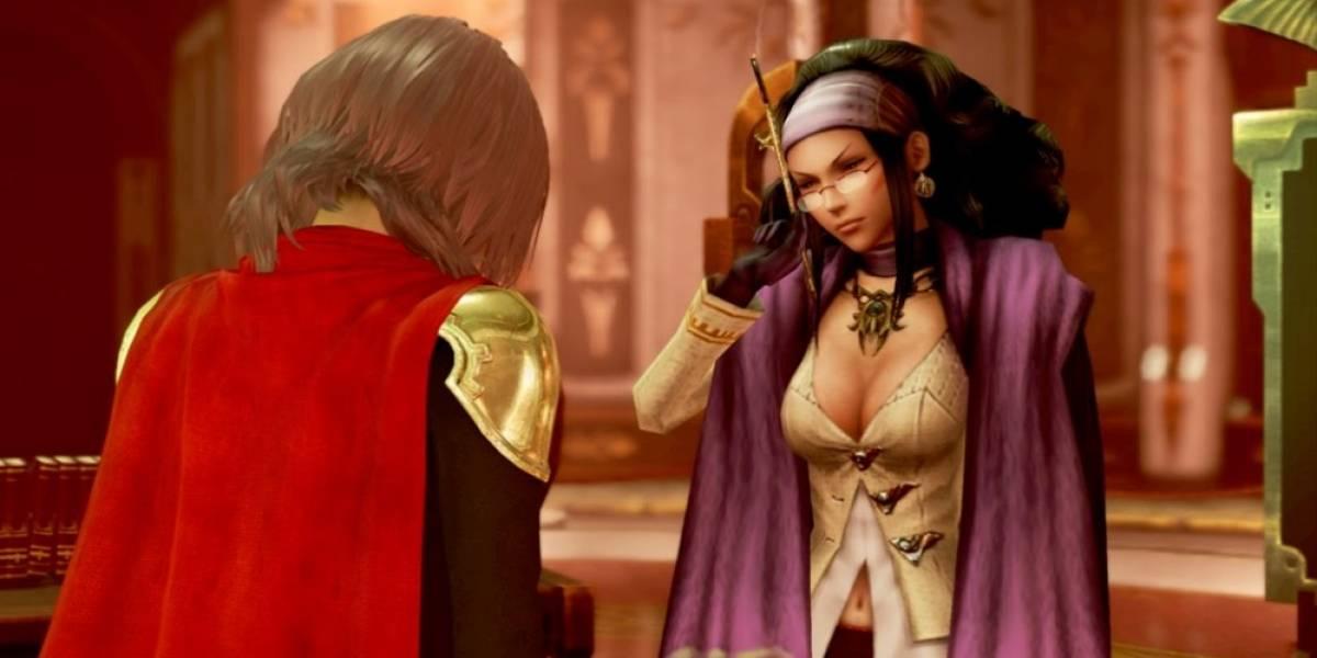 Final Fantasy Type-0 HD recibe tráiler de lanzamiento