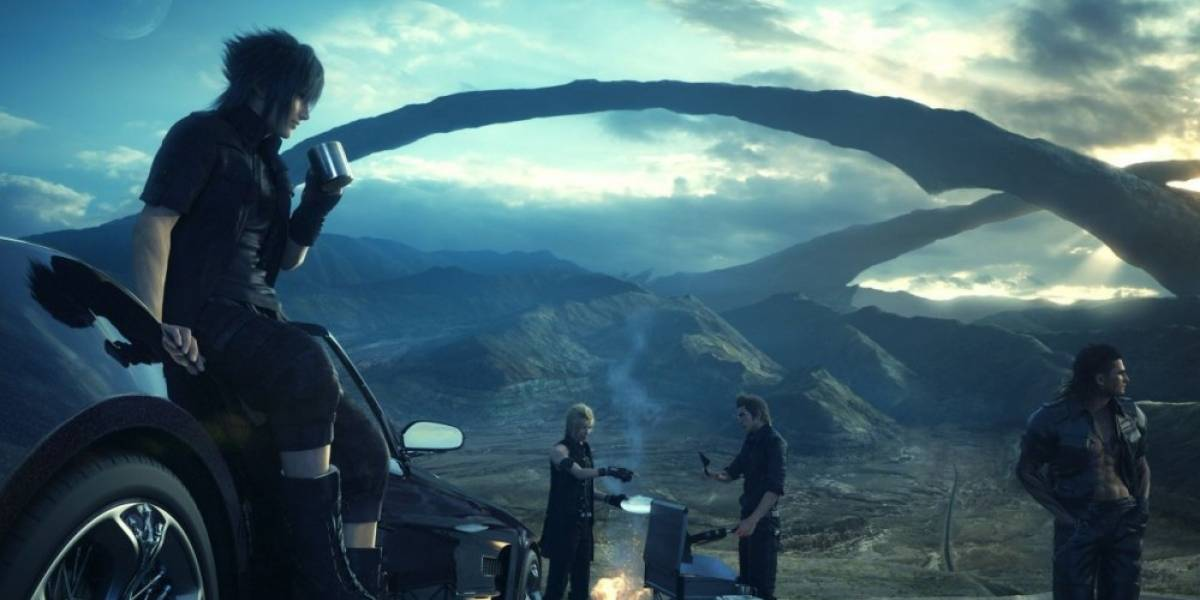Primer video con jugabilidad de Final Fantasy XV #TGS2014