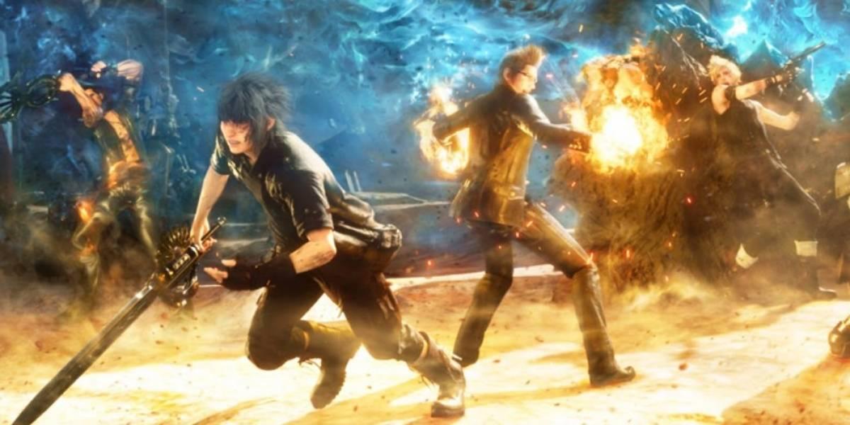 Final Fantasy XV: Episode Duscae 2.0 llegará a principios de junio
