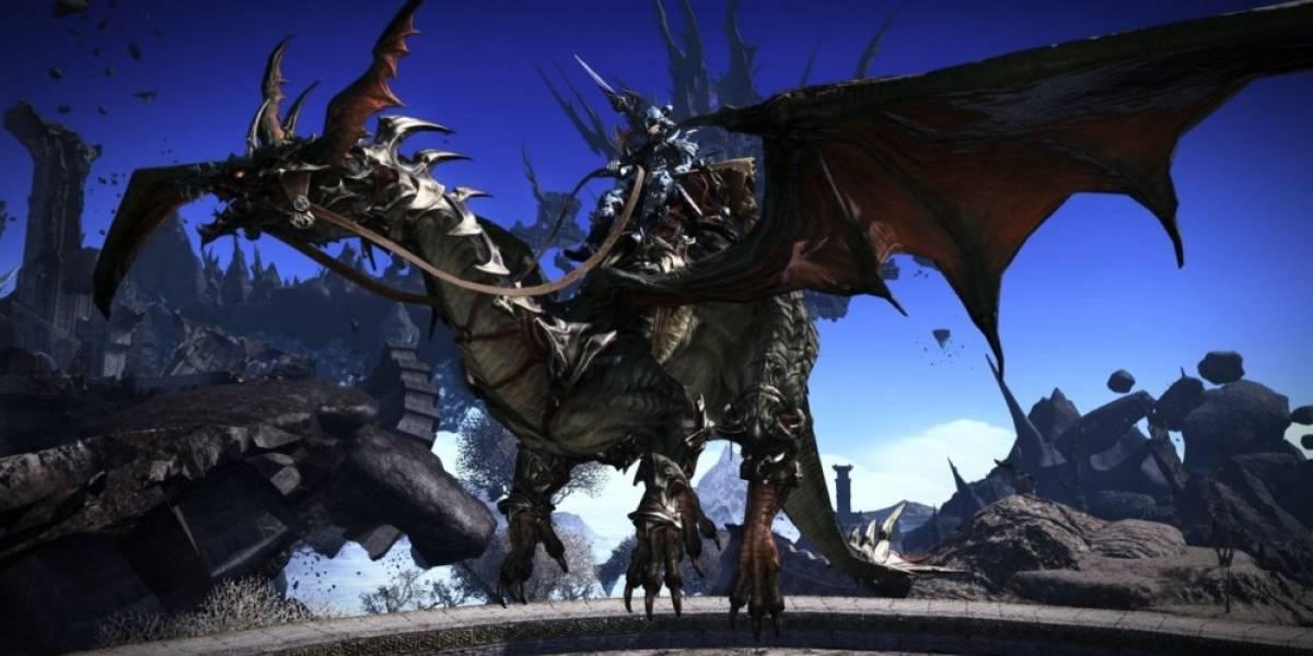 Final Fantasy XIV: Heavensward ya tiene fecha de lanzamiento
