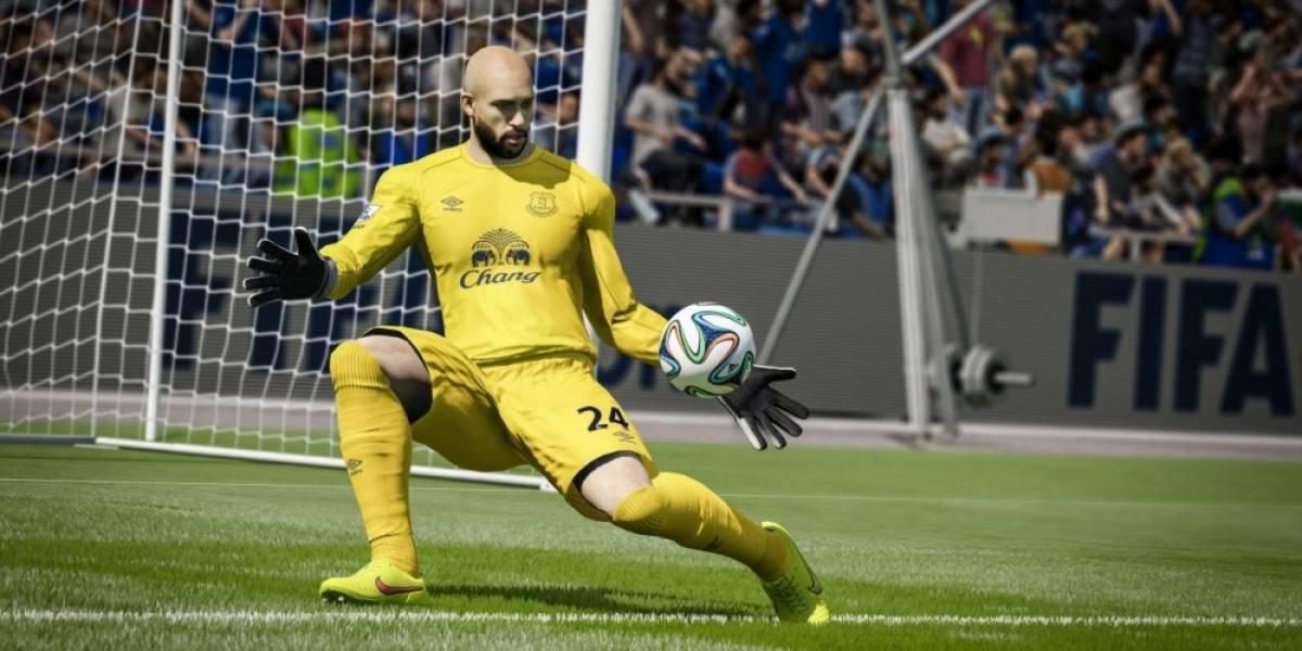FIFA 15 recibe nuevo video enfocado en los porteros de nueva generación