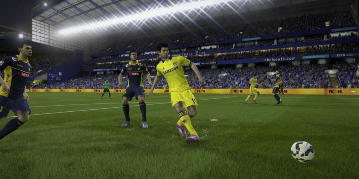 FIFA 16 vuelve con las ligas de Chile, Colombia, Argentina y México