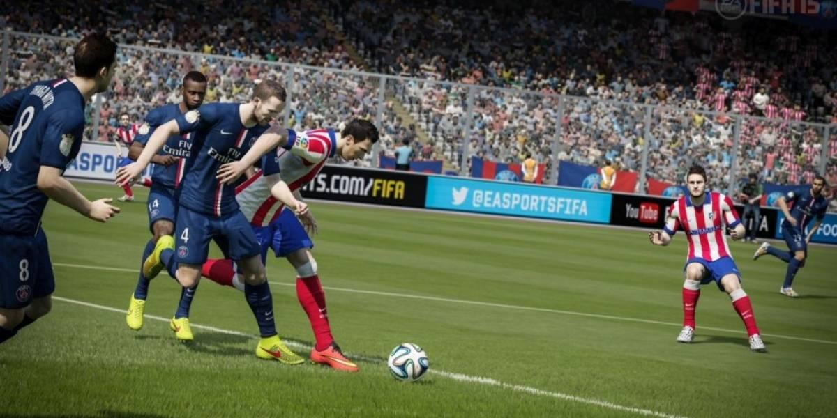 Los suscriptores al servicio EA Access pueden jugar FIFA 15 desde hoy