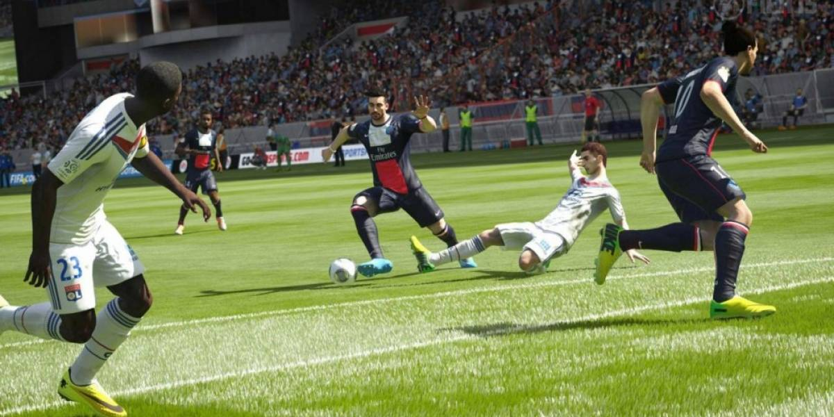 EA Sports bloquea la función Share Play de FIFA 15 en PS4 [Actualizado]