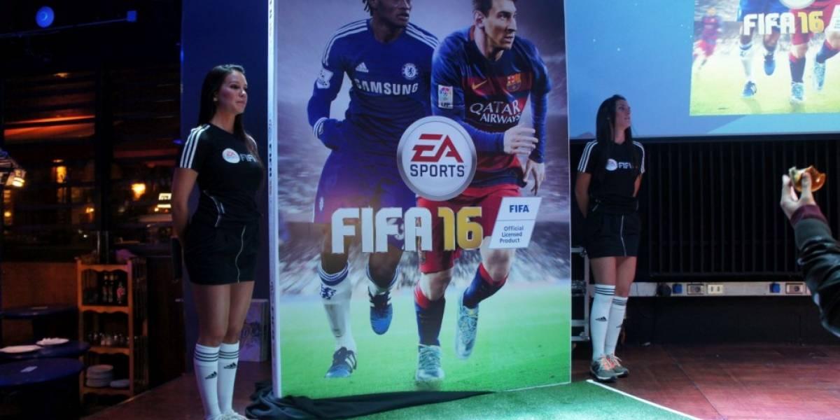 Juan Cuadrado acompañará a Messi en la portada de FIFA 16