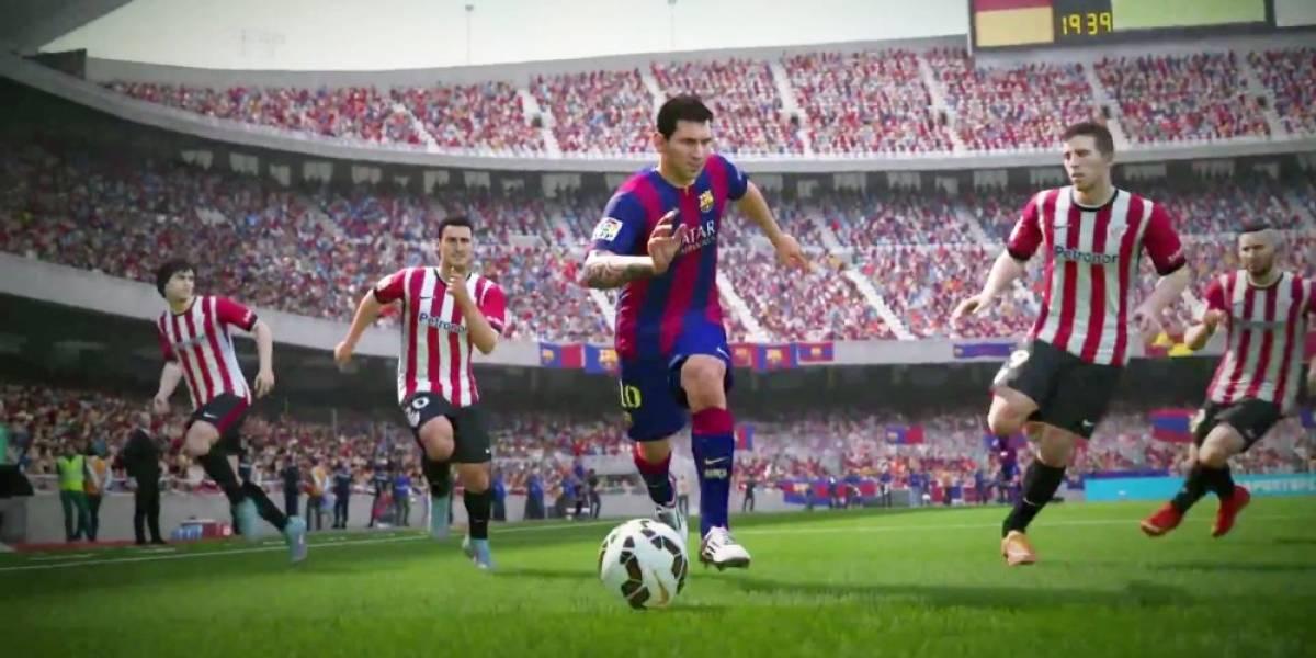 FIFA 16 se podrá jugar en Festigame Fanta 2015