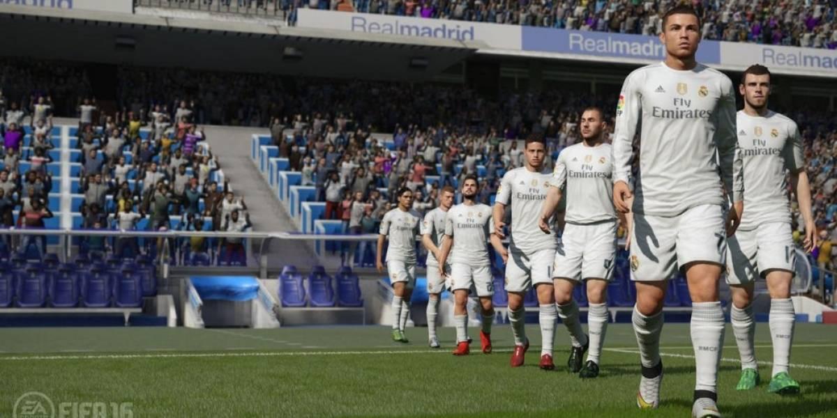 Esto es lo que sabemos (hasta ahora) de FIFA 16: ligas, estadios y más