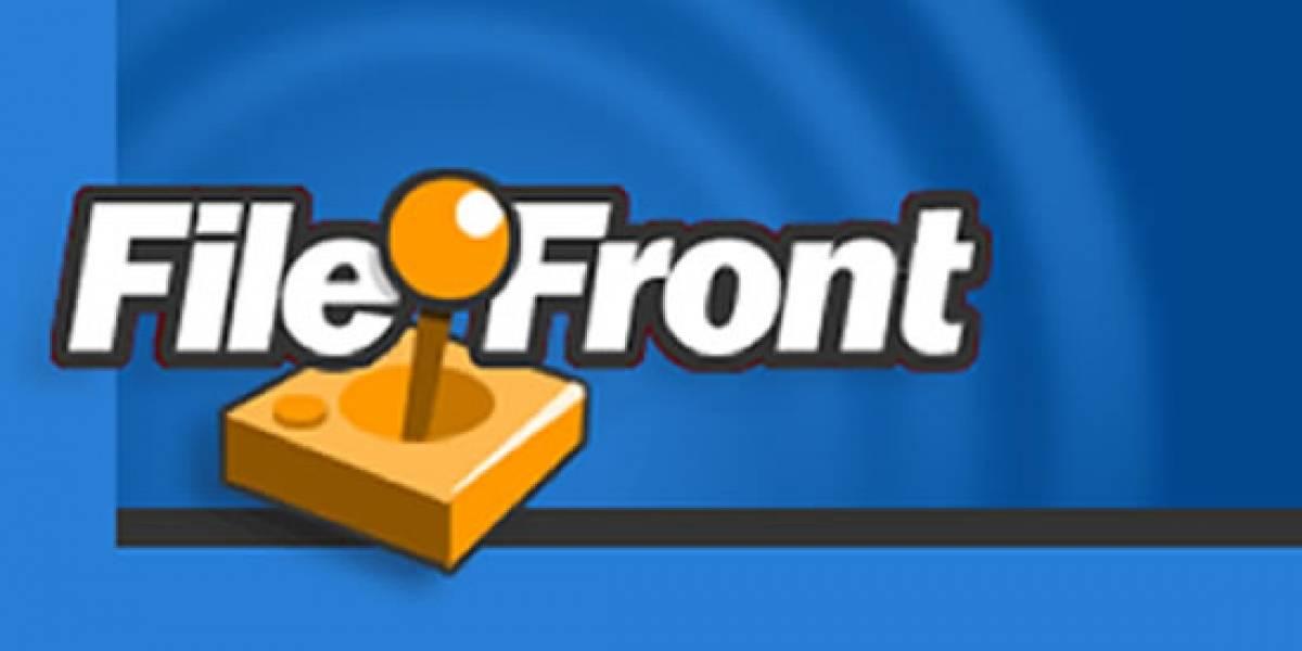 FileFront cierra sus puertas indefinidamente