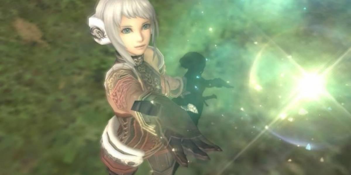 Así luce el nuevo Final Fantasy XI en móviles