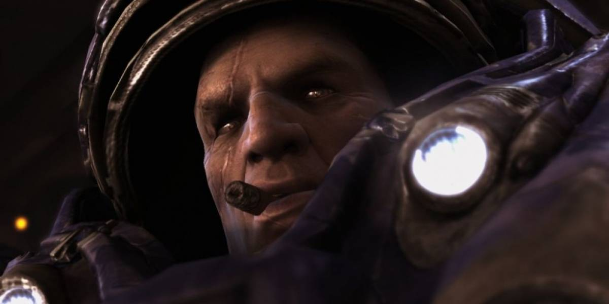 Blizzard explica por qué quitó el cigarro de Tychus Findlay en Heroes of the Storm