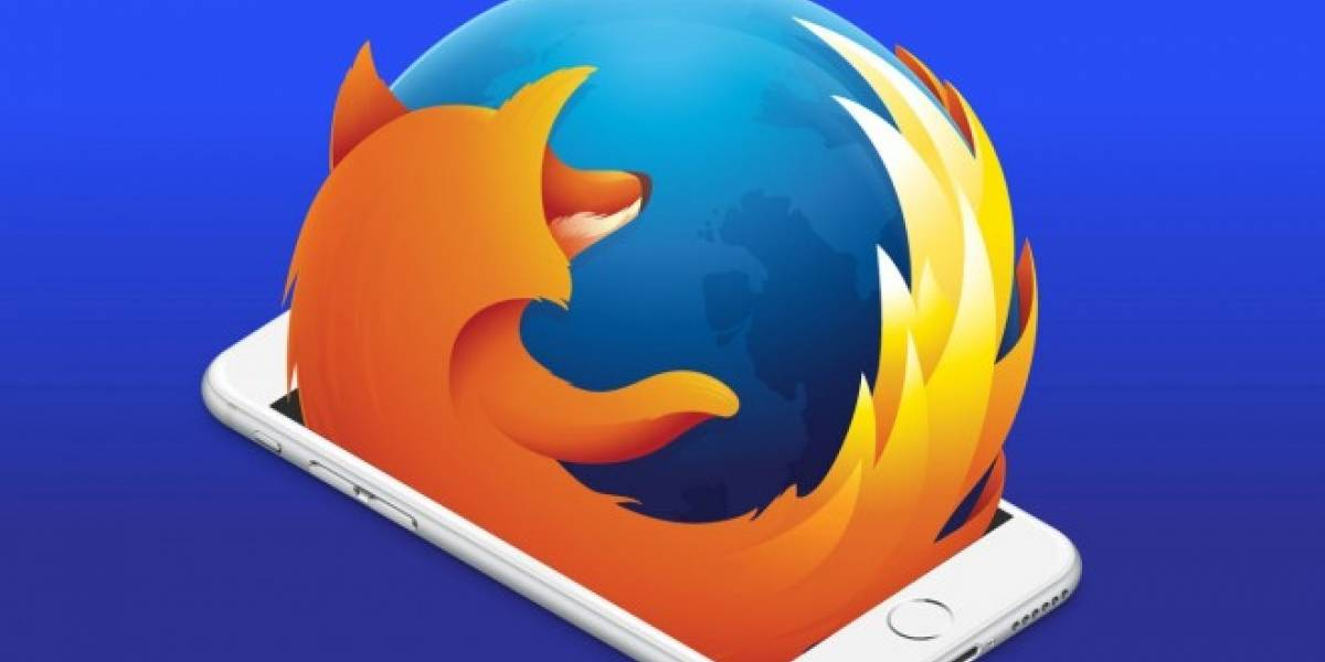 Firefox comienza a liberarse en iOS