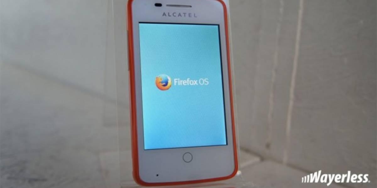 Firefox OS 2.5 ya está disponible como app para Android