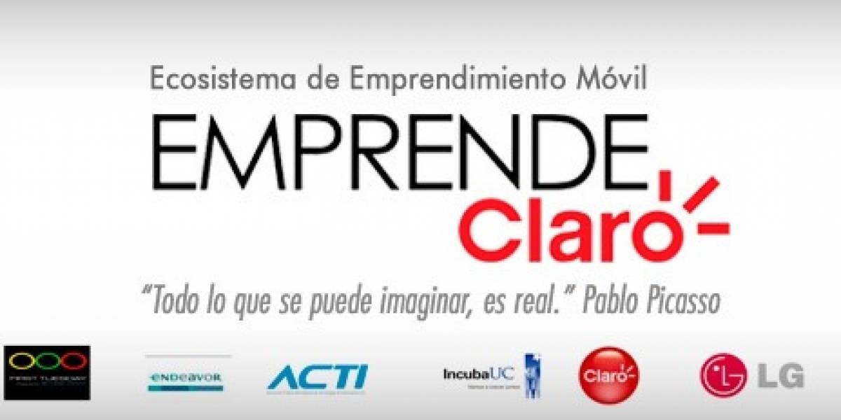 Claro Chile lanza un ecosistema de emprendimiento móvil