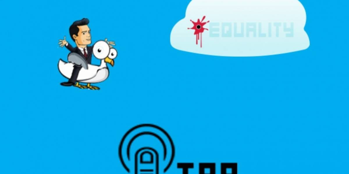 Crean videojuego que hace burla del presidente Enrique Peña Nieto