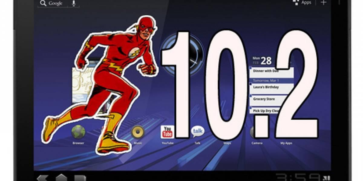 Próximo viernes llega Flash Player 10.2 a los dispositivos Android