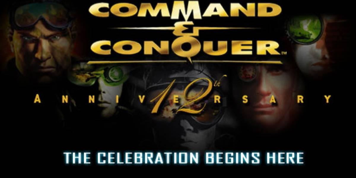 Conmemoración de los 12 años de Command&Conquer: descargas gratis