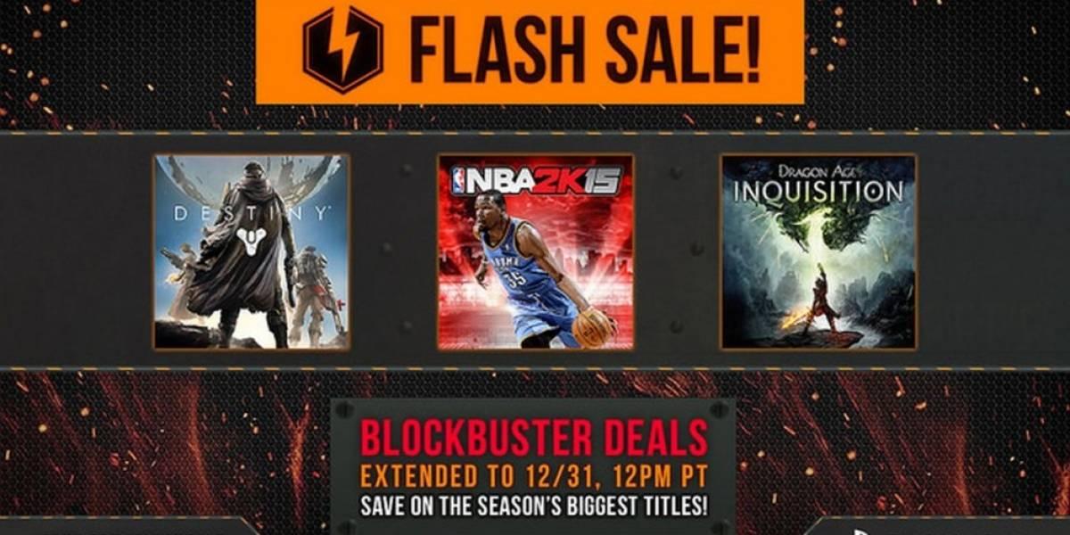 Sony extiende el período de sus ventas especiales en PlayStation Store