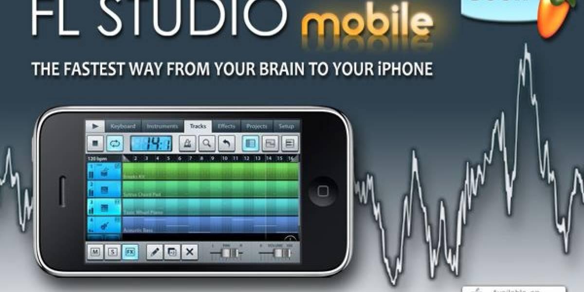 FL Studio llegará a dispositivos móviles Apple con iOS