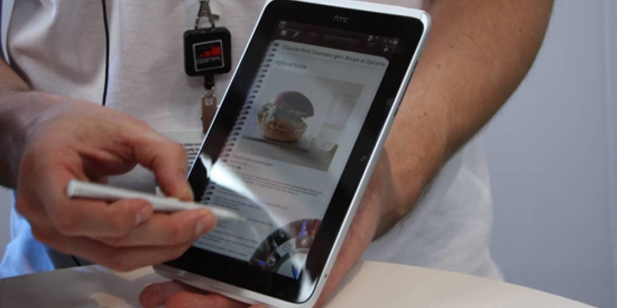 Líder de HTC predice un buen futuro para las tabletas