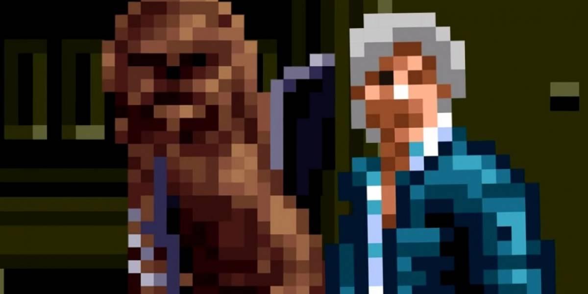 Mira el trailer de Star Wars: El Despertar de la Fuerza como juego de SNES