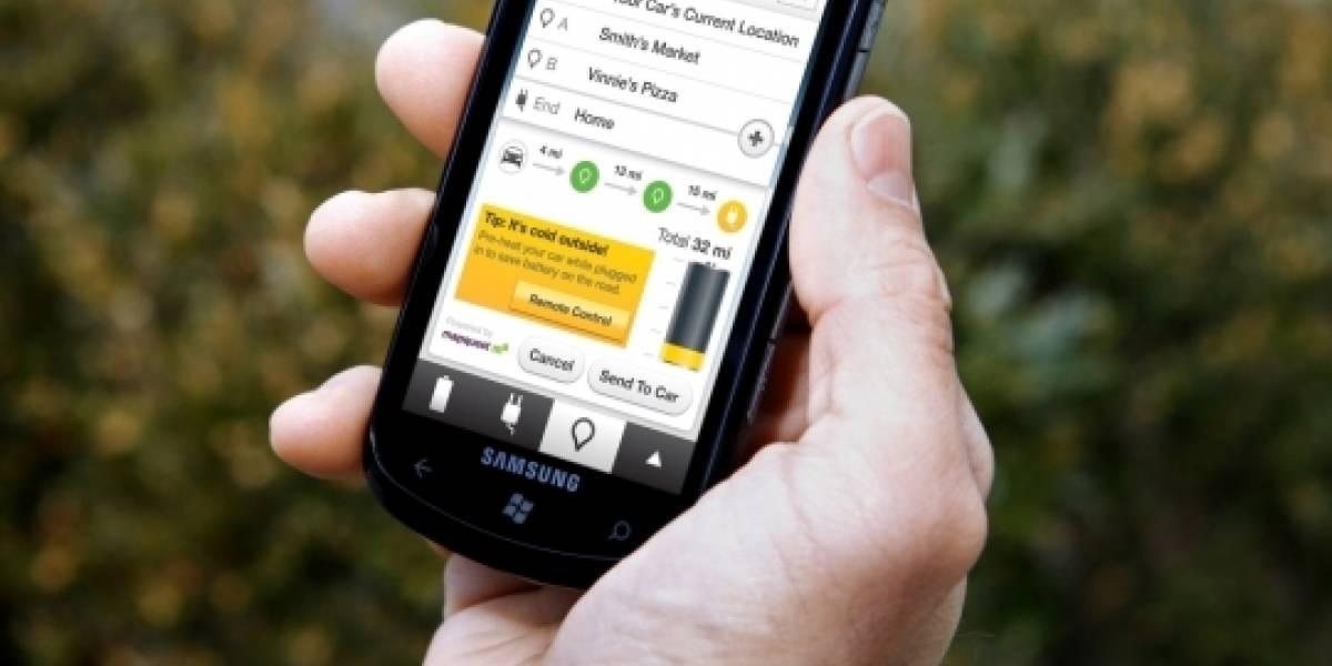 CES 2011: MyFord, control vía smartphone de coches eléctricos