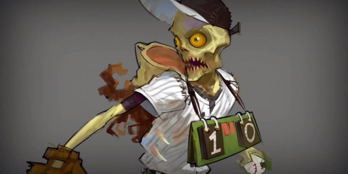 Así se desarrolló el arte de los monstruos de Fortnite