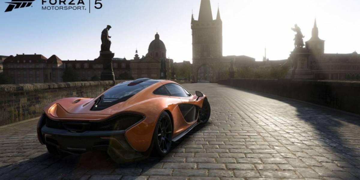 Forza Motorsport 5 se podrá jugar gratis durante este fin de semana