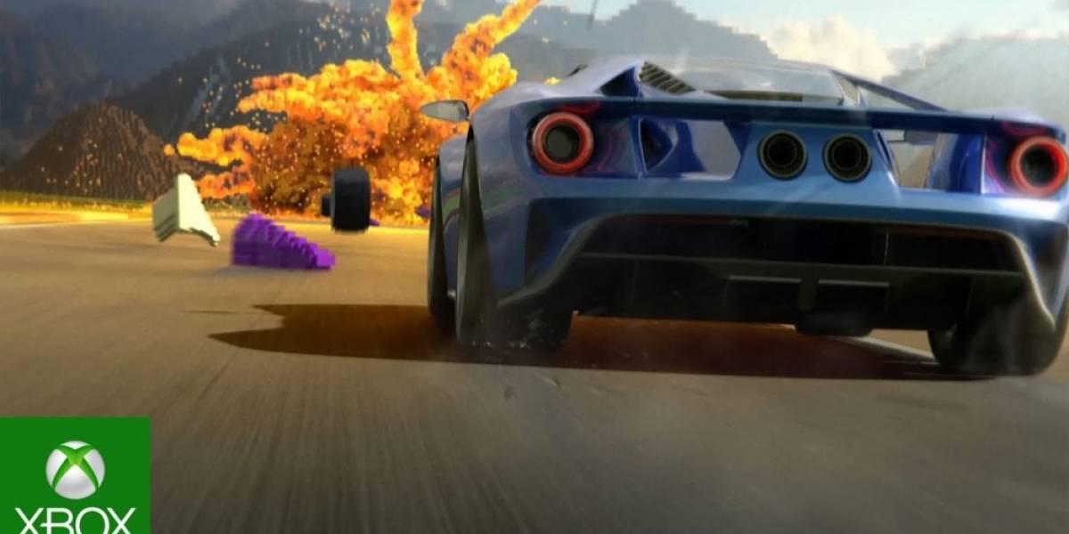 Comercial de TV de Forza 6 rinde tributo a juegos clásicos
