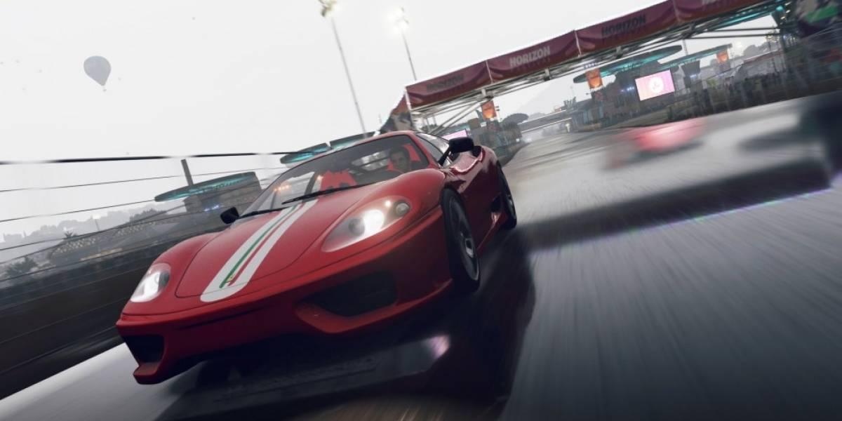 Los primeros 15 minutos de Forza Horizon 2