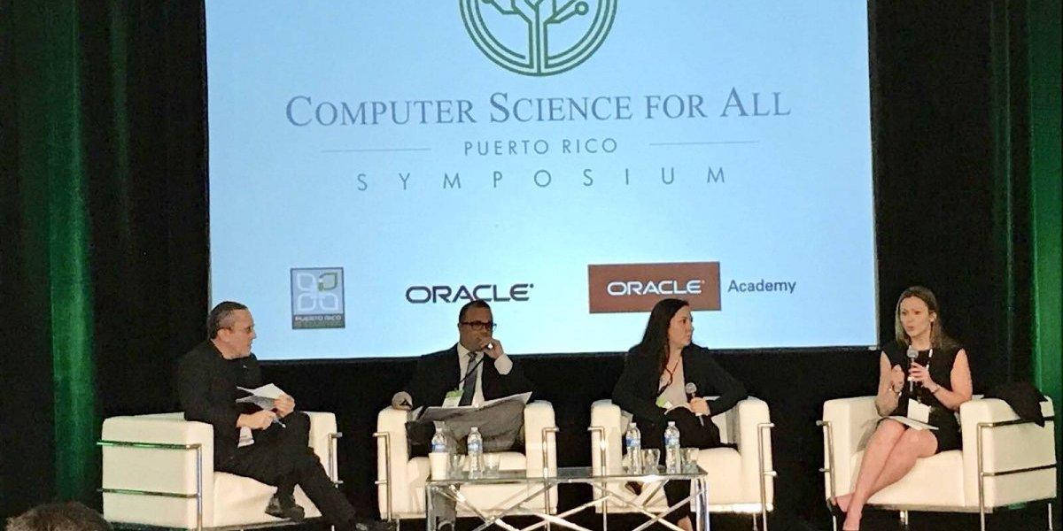 Junte entre el Puerto Rico IT Cluster el Gobierno, la academia y el sector privado