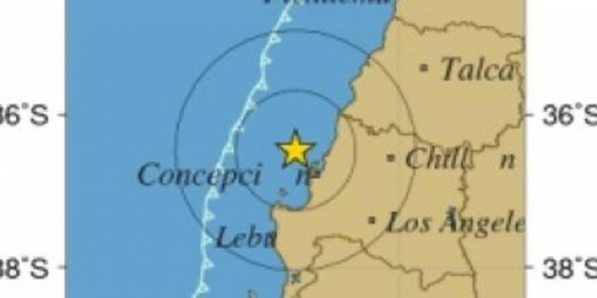 Chile: Sismo provoca caída en servicio de telefonía móvil en Concepción