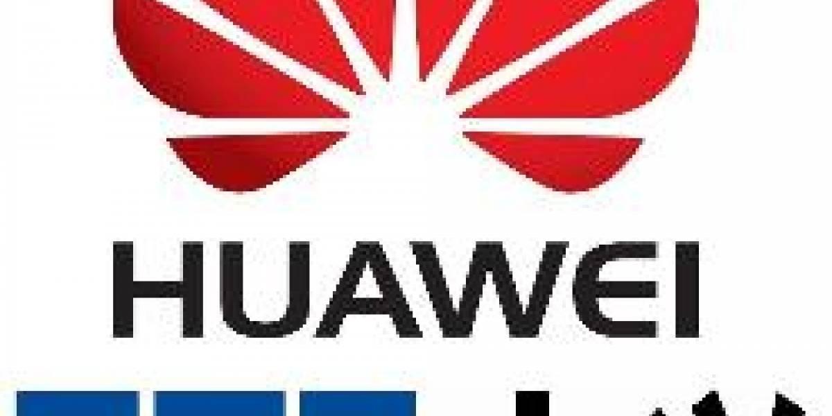Huawei demanda a ZTE en Europa por violación de patentes