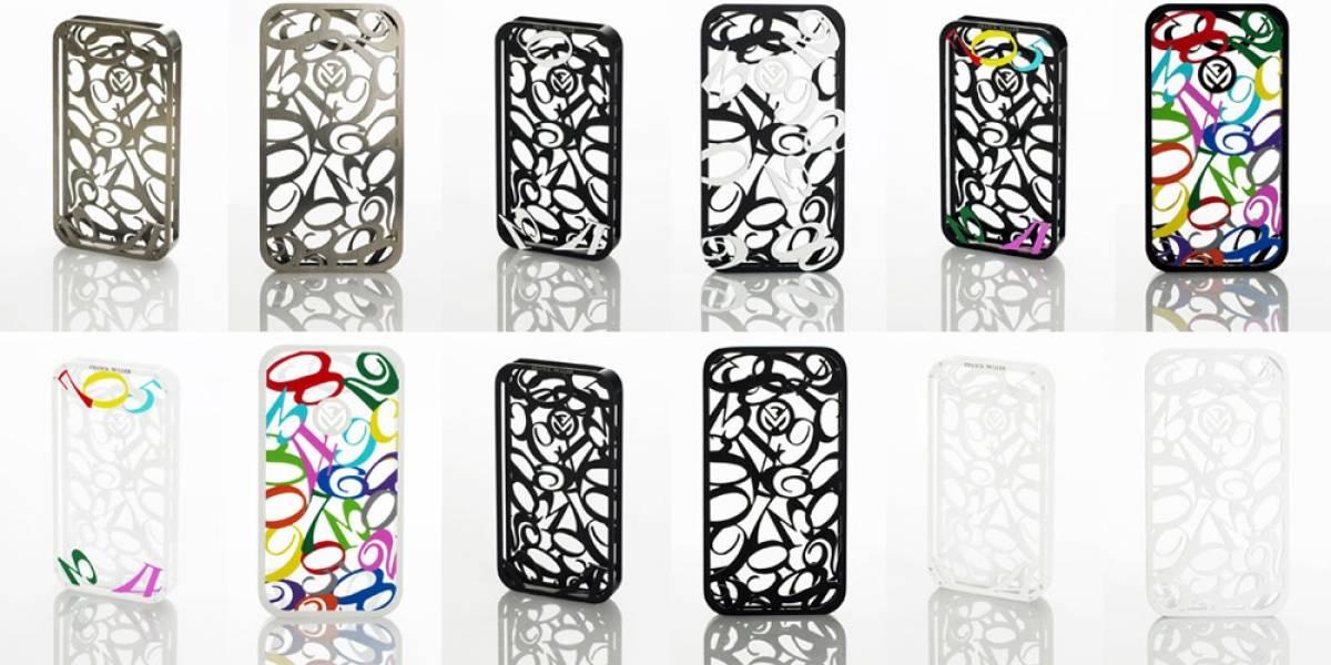 Carcasas de Franck Muller para el iPhone: ¡Más caras que el teléfono!