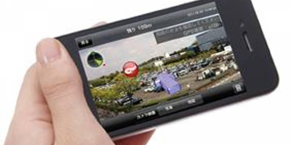 Fujitsu lanza aplicación para encontrar el coche estacionado